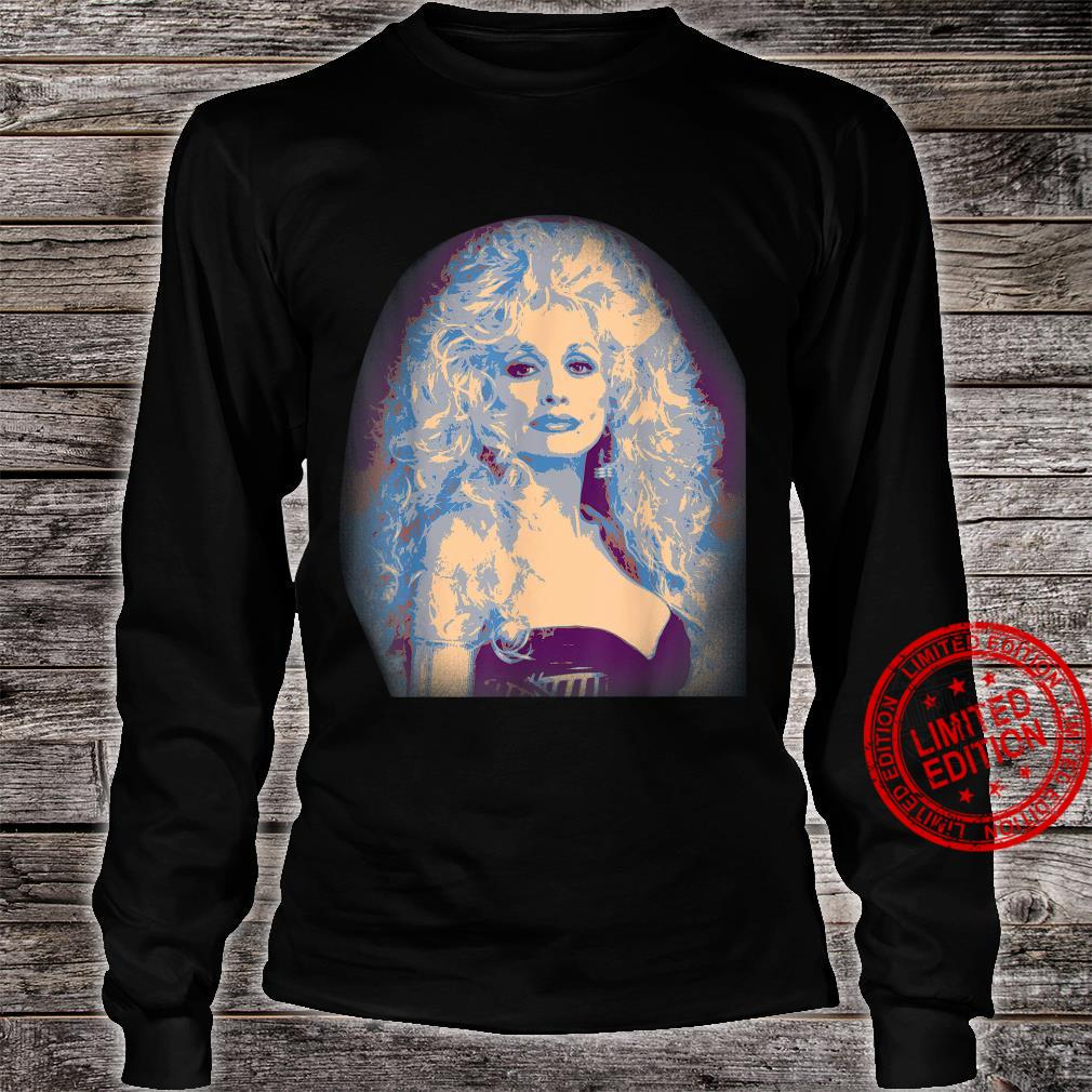 Dolly Parton Dissolved Vintage shirt long sleeved