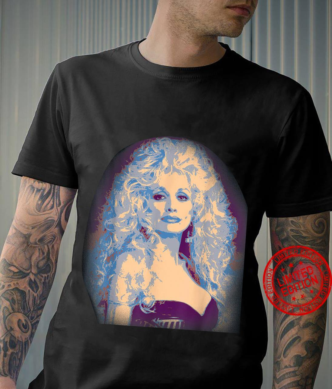 Dolly Parton Dissolved Vintage shirt